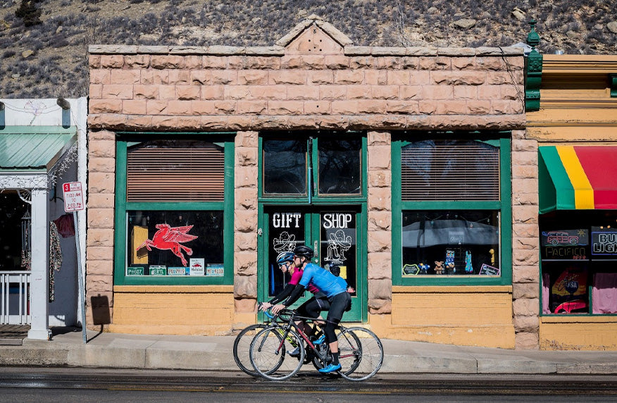 Discovering Red Rocks - Colorado Cycling