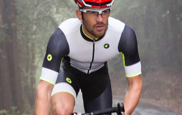 Race Cycling skin suit for men