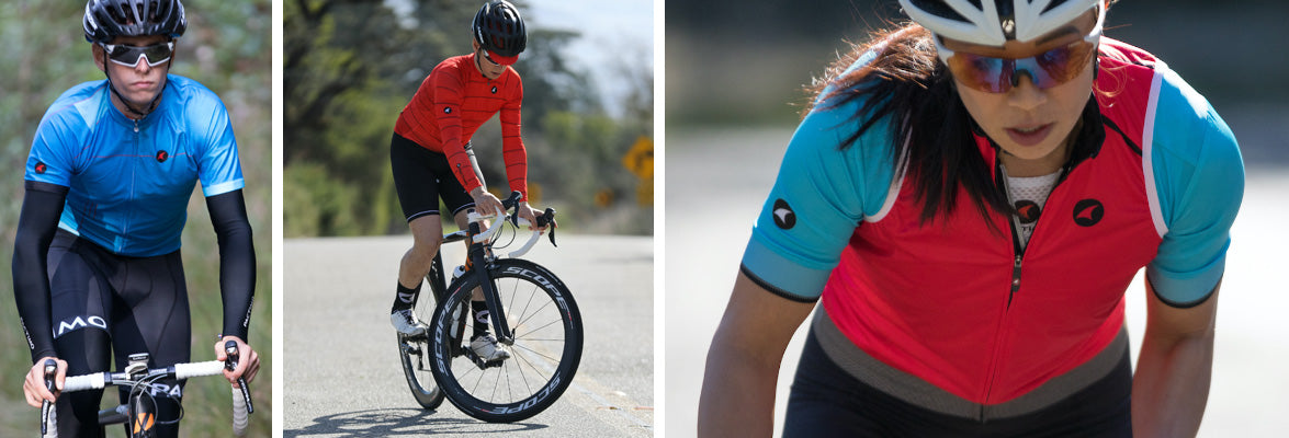 Spring Cycling Clothing
