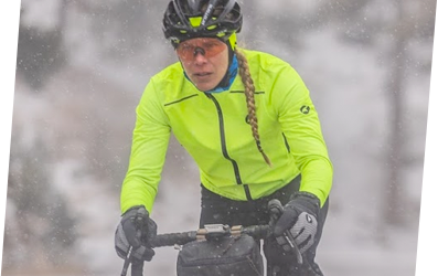 Frigid Weather Cycling Clothing