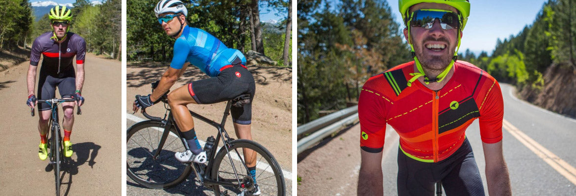 Summer Cycling Clothing for Men