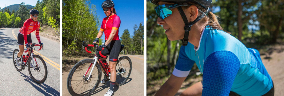 Summer Cycling Clothing for Women