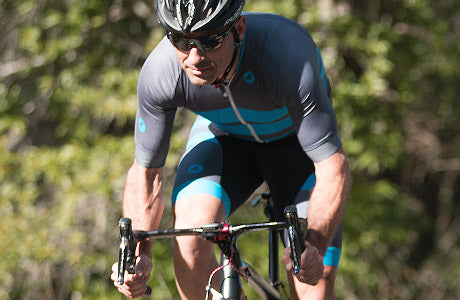 Summit Bars Cycling Jersey and Bibs for Men