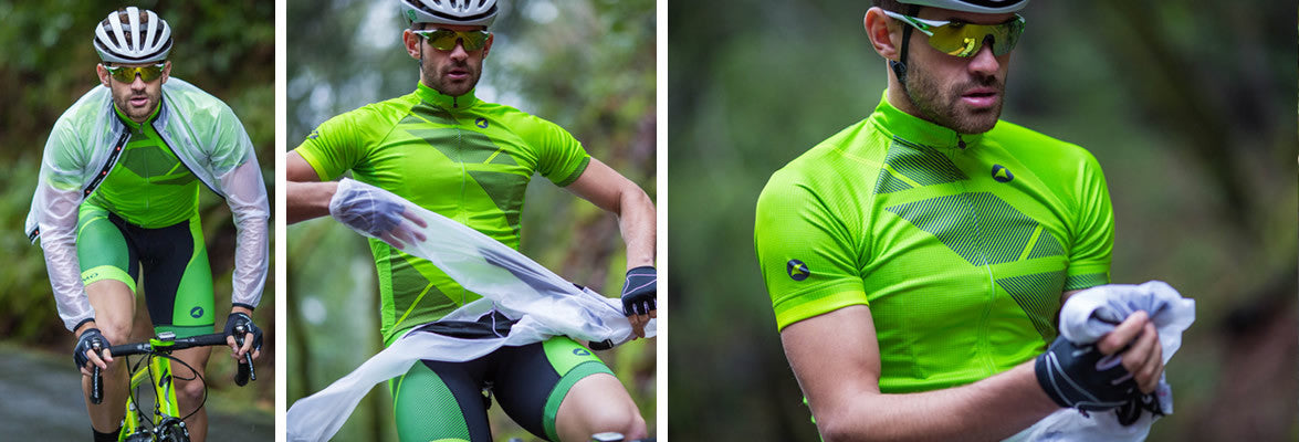 Packable Summer Cycling Accessories