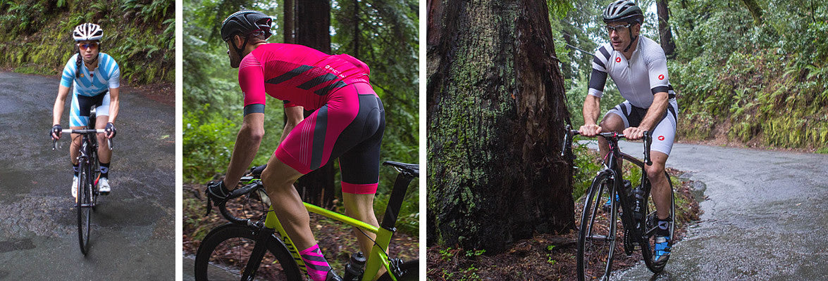 all-day cycling clothing for men and women