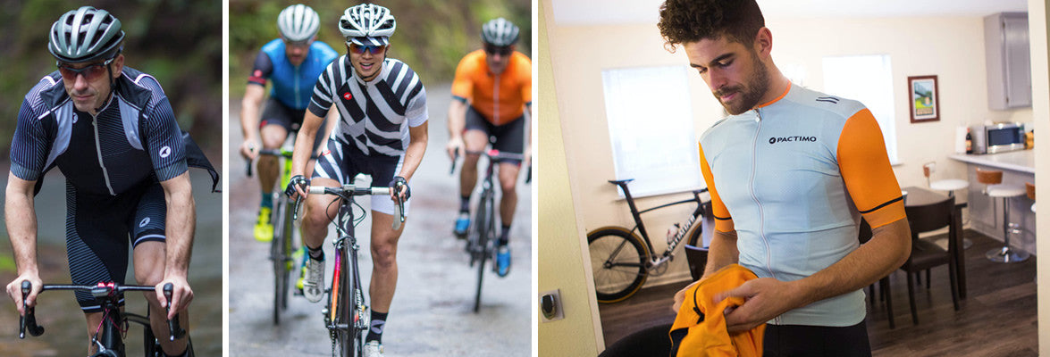 Spring 2017 Cycling Clothing Collection