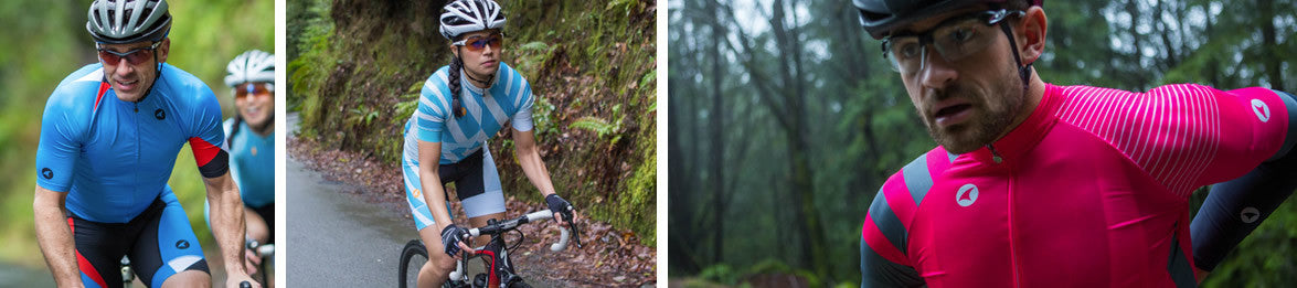 cycling clothing for men and women