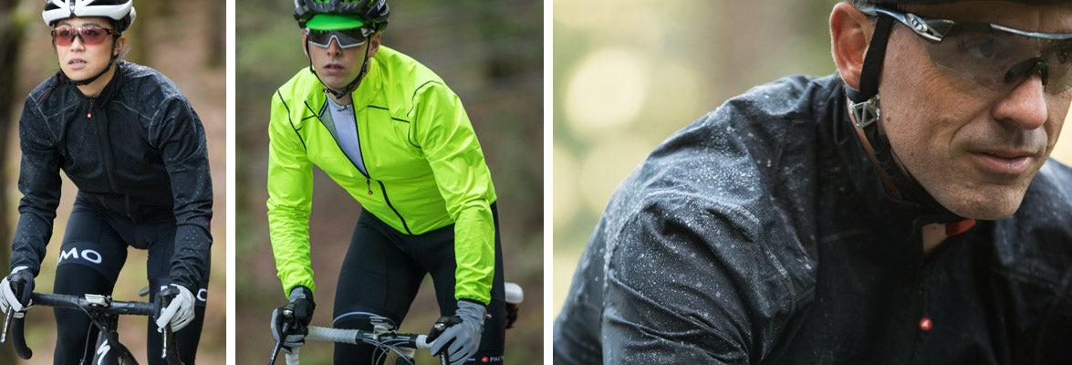 Torrent Stretch Waterproof Cycling Jacket