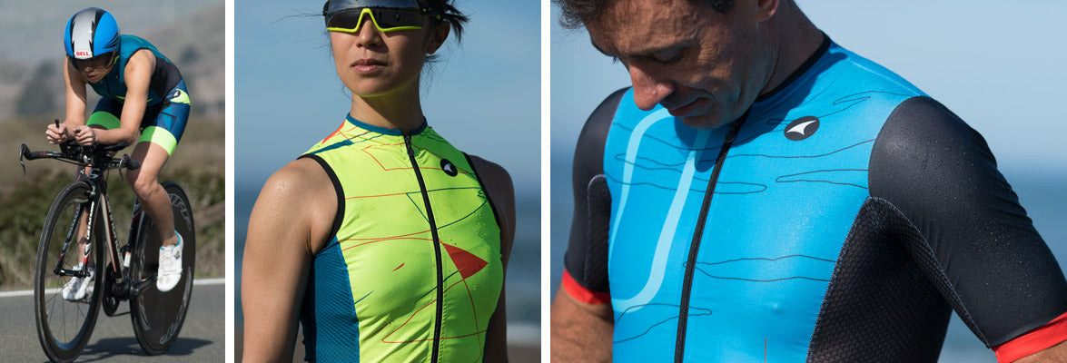 Triathlon Clothing for Men & Women
