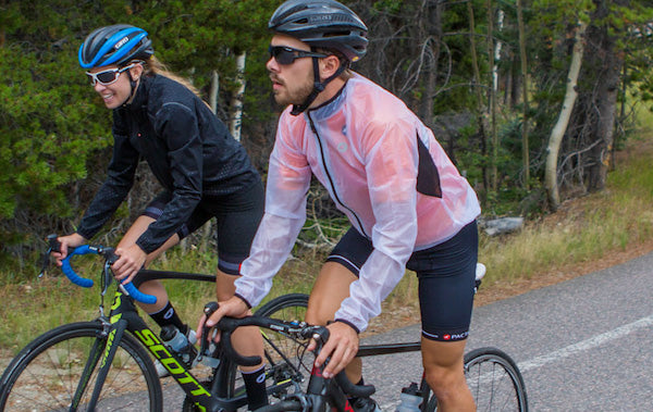Ultra-Lite Rain Cycling Jacket