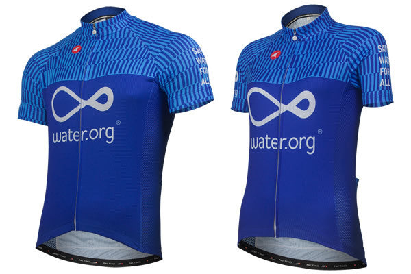 Water.org Pactimo Cycling Jerseys