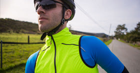 Wet Weather Cycling Clothing
