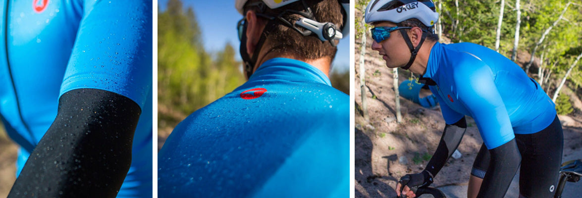 Cycling Clothing for Wet, Cool Weather