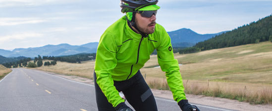 Cold Weather Cycling Clothing - Jackets, Thermals
