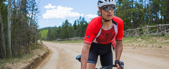 Warm, Hot Weather Cycling Clothing