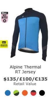 Win an Alpine Thermal Cycling Kit