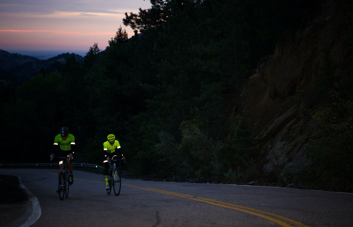 Win a reflective cycling kit