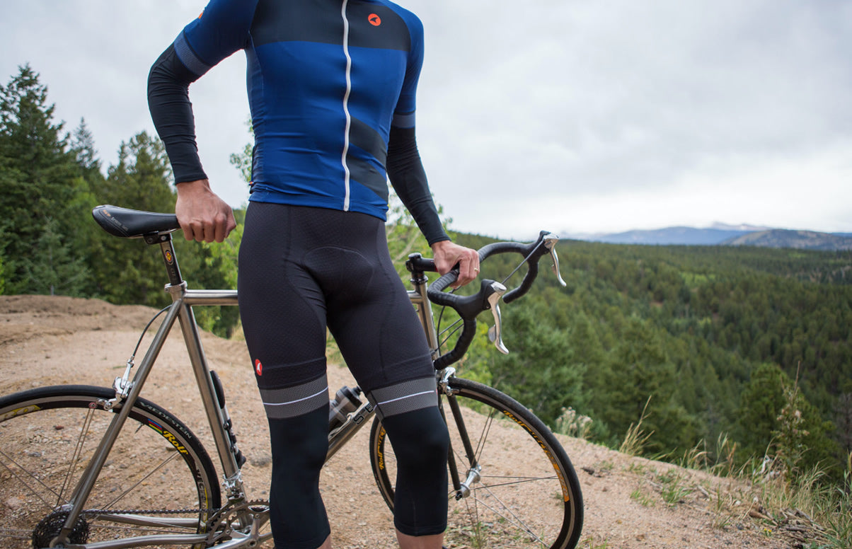 Win a cycling jersey, jacket and bibs