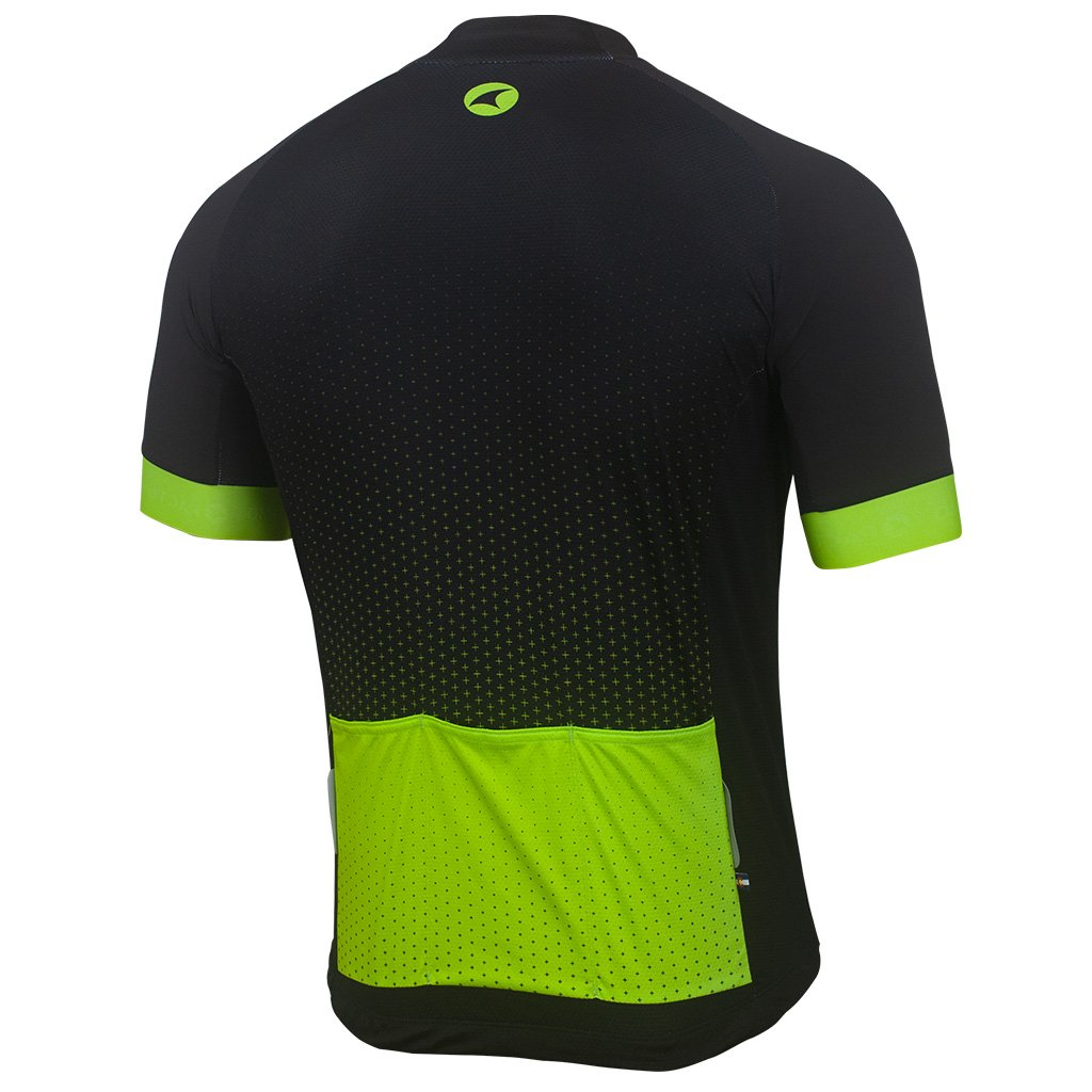 204991b71b0 Ascent Wind Cycling Jersey for Men - Pactimo