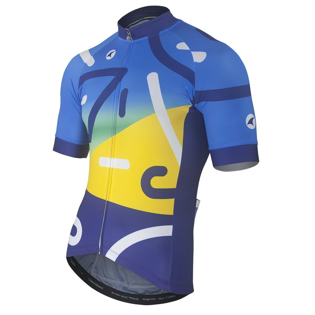 a1241e21a8b Artist Designed Cycling Jerseys & Shorts for Men & Women - Pactimo