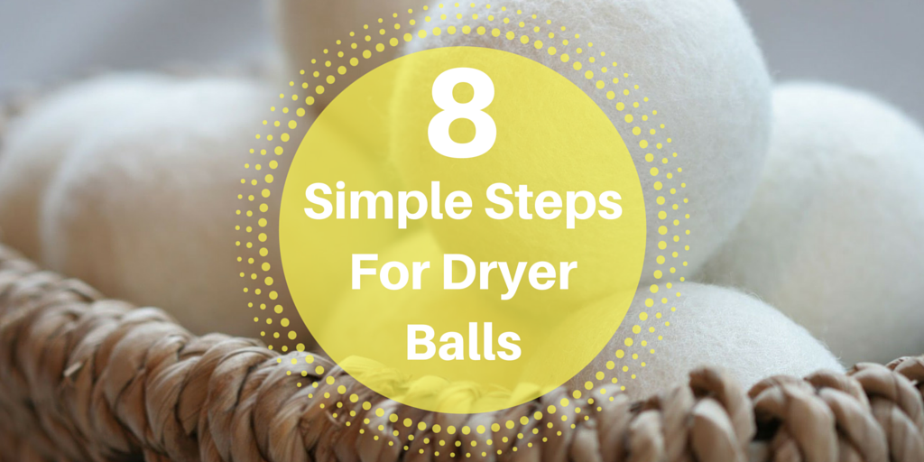 8 Simple Steps For Making Your Own Essential Oil Dryer Balls
