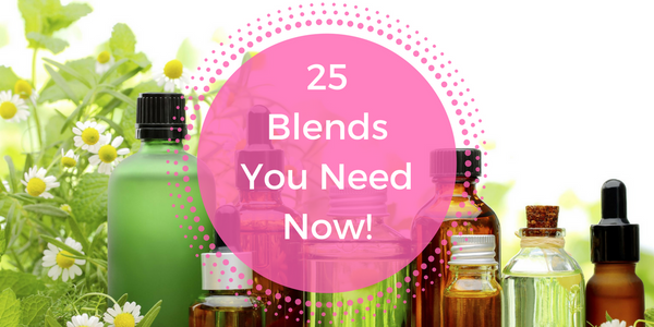 25 Essential Oil Diffuser Blends You Can't Live Without