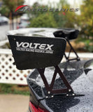 295mm billet stands for Voltex GT wings [S2000/Civic/EVO/etc]