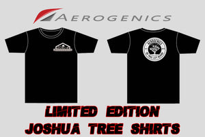"Limited Edition Aerogenics ""No Trail Left Behind"" Shirt"