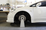 Billet Wheel Stand for Car Shows - Aerogenics