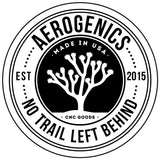 """No Trail Left Behind"" Decal"
