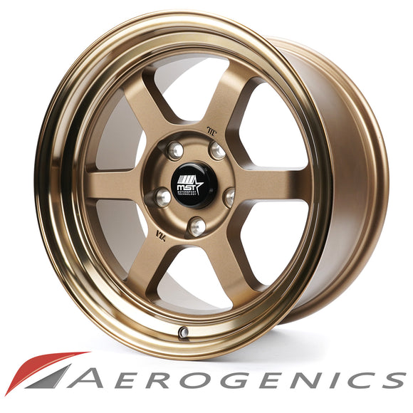 Offroad MST Wheels - Bronze / 16x8 +20