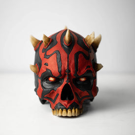 Darth Maul Skull - Sith Lord Edition