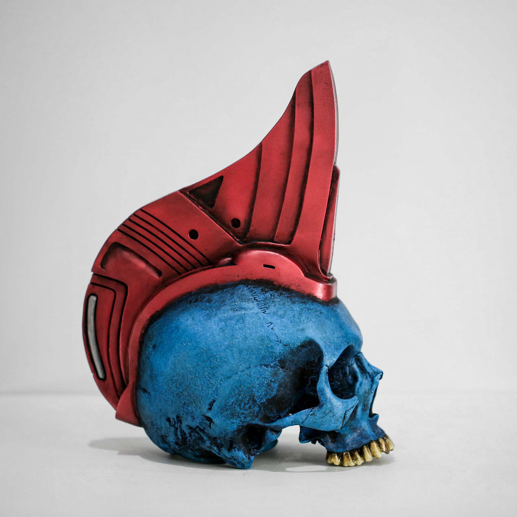 Yondu skull - Mary Poppins Edition