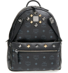 MCM DUAL STARK SMALL BACKPACK - LuxurySnob