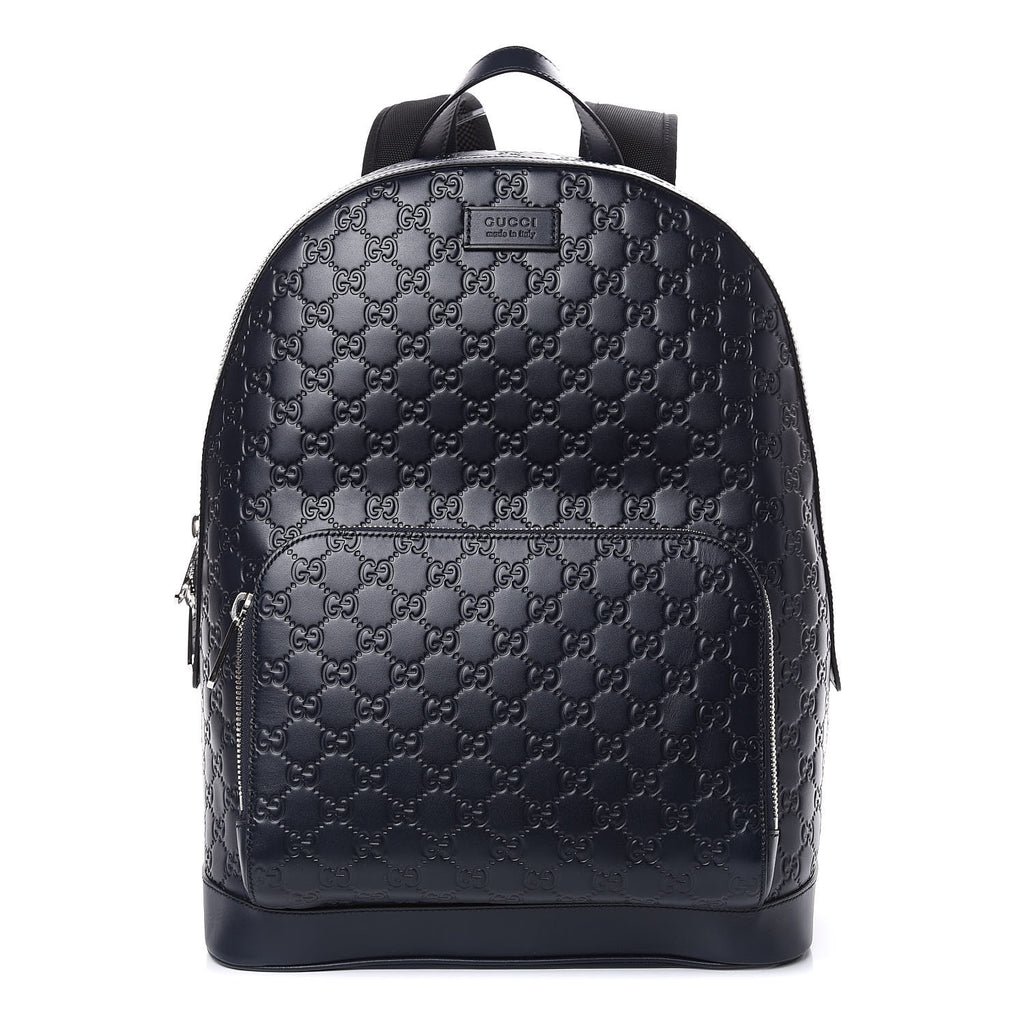 GUCCI GUCCISSIMA SIGNATURE BACKPACK - LuxurySnob