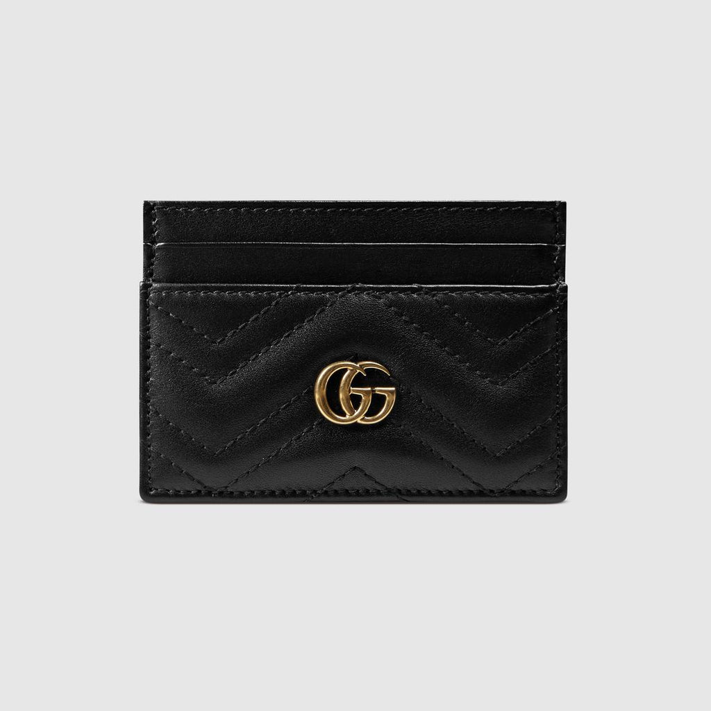 GUCCI GG MARMONT CARD CASE - LuxurySnob