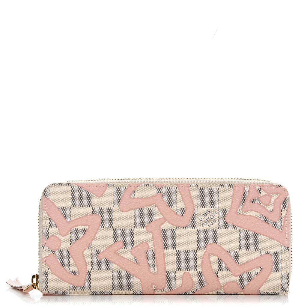 LOUIS VUITTON TAHITIENNE CLEMENCE WALLET