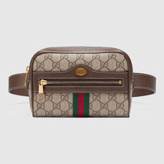 GUCCI OPHIDIA GG SUPREME SMALL BELT BAG SIZE 95/38