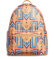 MCM STARK GUNTA BACKPACK - LuxurySnob