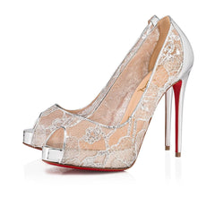 CHRISTIAN LOUBOUTIN VERY LACE 120