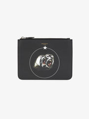 GIVENCHY MONKEY BROTHERS POUCH
