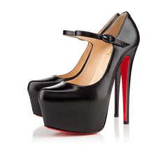 CHRISTIAN LOUBOUTIN LADY DAF KID SIZE 41