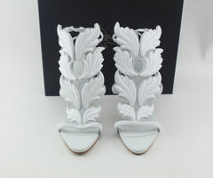 GIUSEPPE ZANOTTI CRUEL SUMMER SANDAL SIZE 38.5 SANDALS | LuxurySnob genuine Giuseppe Zanotti second hand, pre owned Zanotti shoes, second hand Zanotti shoes