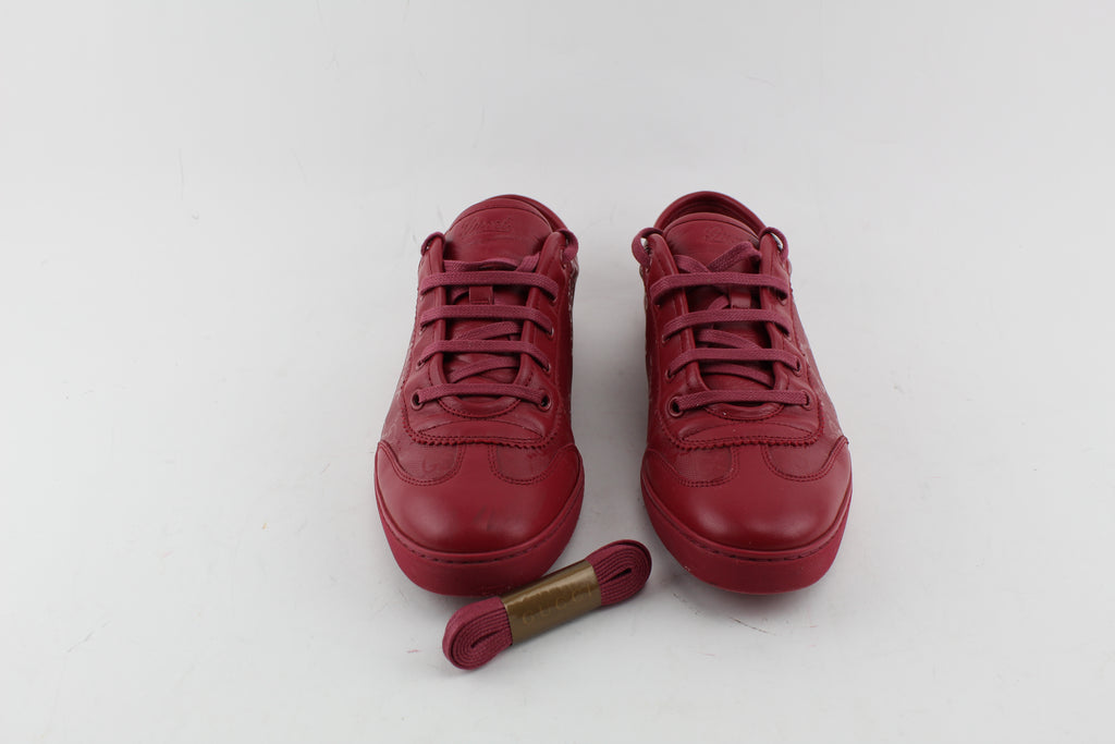 GUCCI SNEAKERS SNEAKERS | LuxurySnob genuine Gucci second hand, second hand Gucci handbags, pre owned Gucci shoes