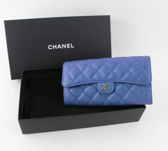 CHANEL CLASSIC FLAP WALLET