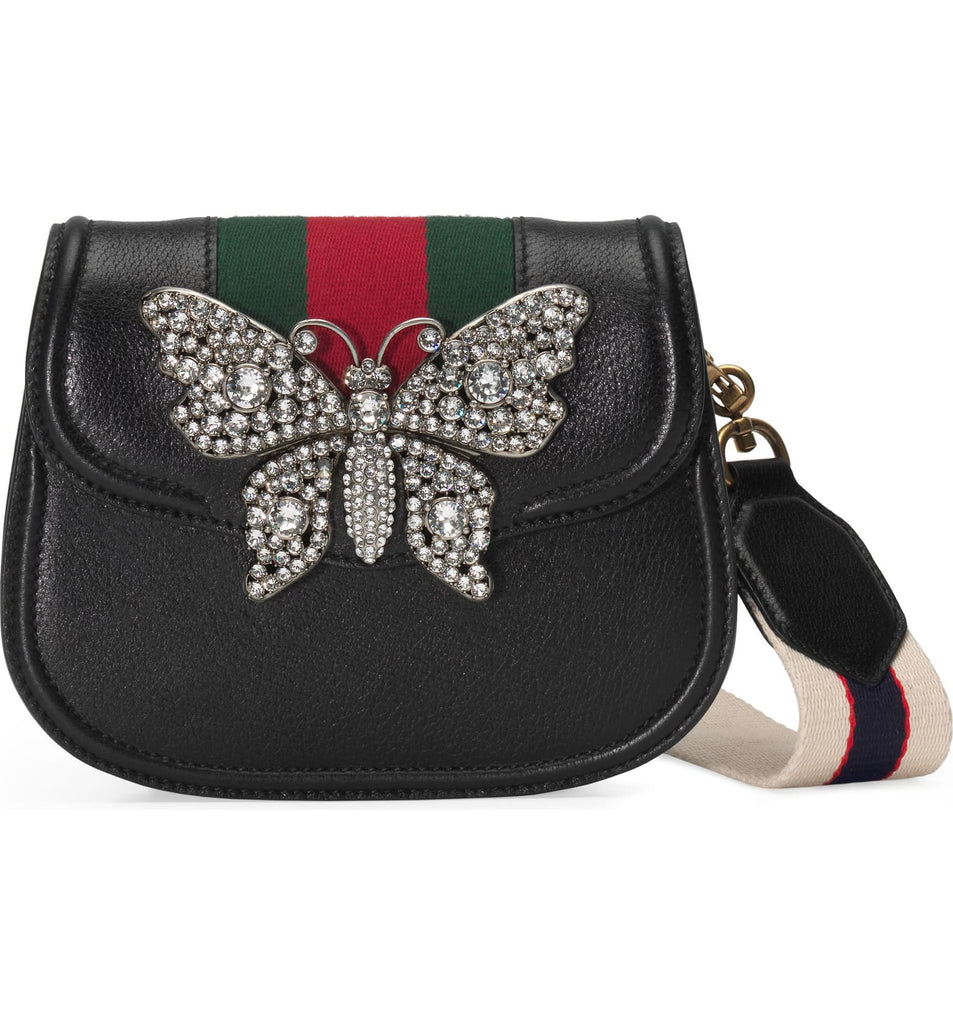 GUCCI LINEA TOTEM SMALL SHOULDER BAG