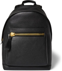 TOM FORD BUCKLEY LEATHER BACKPACK - LuxurySnob