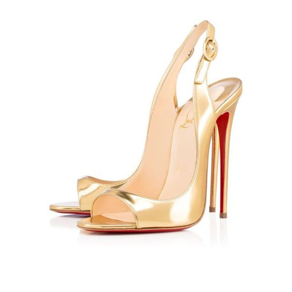 CHRISTIAN LOUBOUTIN ALLENISSIMA SIZE 37.5