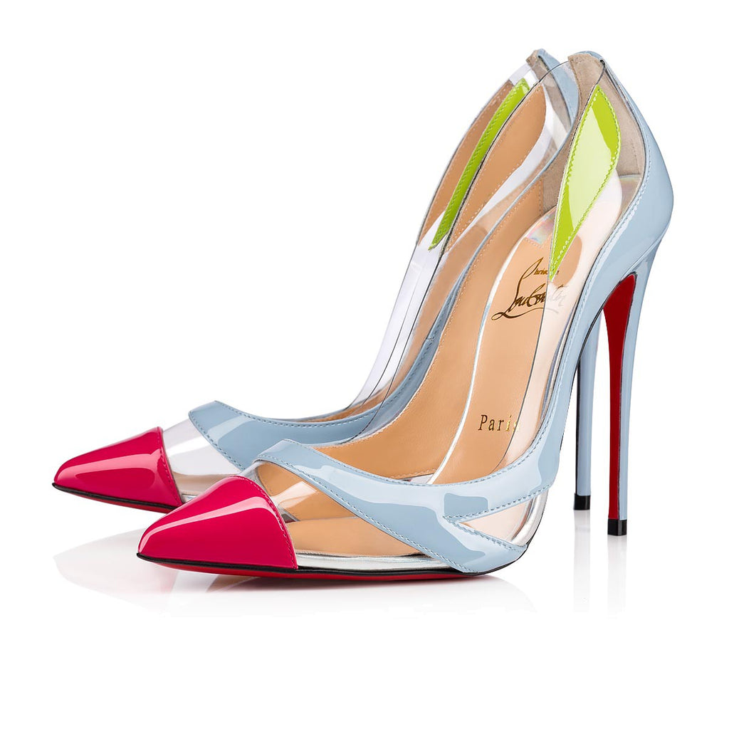 CHRISTIAN LOUBOUTIN BLAKE IS BACK 120mm
