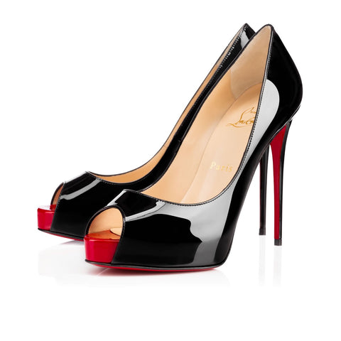 CHRISTIAN LOUBOUTIN NEW VERY PRIVE SIZE 38